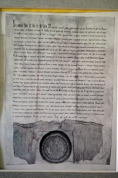 Darovací listina Břetislava I.